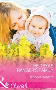 The Texas Ranger's Family (ebok) av Rebecca W