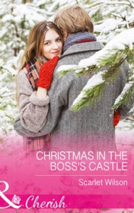 Christmas In The Boss's Castle (ebok) av Scar
