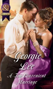 A Too Convenient Marriage (ebok) av Georgie L
