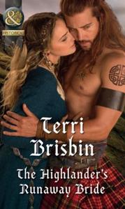 The Highlander's Runaway Bride (ebok) av Terr