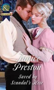 Saved By Scandal's Heir (ebok) av Janice Pres