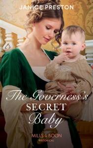 The Governess's Secret Baby (ebok) av Janice