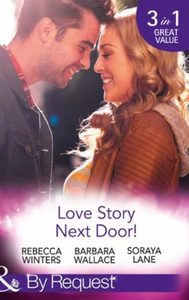 Love Story Next Door! (ebok) av Rebecca Winte