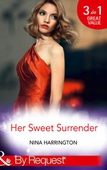 Her sweet surrender
