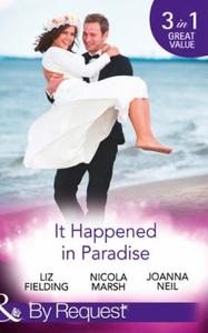 It happened in paradise (ebok) av Liz Fieldin