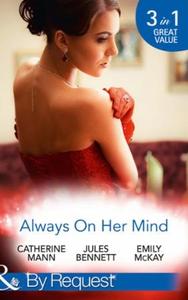 Always On Her Mind (ebok) av Catherine Mann,