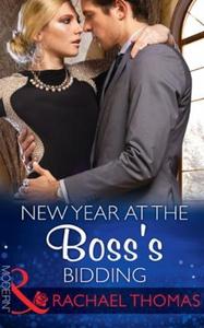 New year at the boss's bidding (ebok) av Rach