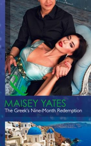 The Greek's Nine-Month Redemption (ebok) av M