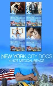 New york city docs (ebok) av Tina Beckett, Am