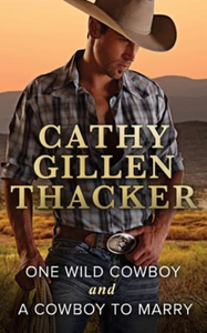 One wild cowboy and a cowboy to marry (ebok)