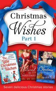 Christmas wishes part 1 (ebok) av Christine M