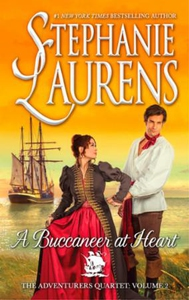 A Buccaneer At Heart (ebok) av Stephanie Laur