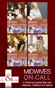 Midwives On-Call At Christmas (ebok) av Scarl