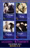 Modern Romance December 2015 Books 5-8