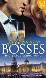 Mistletoe Seductions (ebok) av Lucy Gordon, S