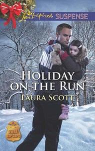 Holiday On The Run (ebok) av Laura Scott