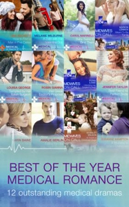 The Best Of The Year - Medical Romance (ebok)