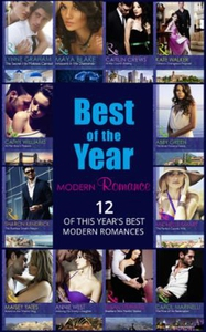 The Best Of The Year - Modern Romance (ebok)