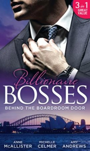 Behind the boardroom door (ebok) av Anne McAl