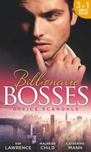 Office scandals (ebok) av Kim Lawrence, Maure
