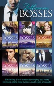 Billionaire Bosses Collection (ebok) av Lucy