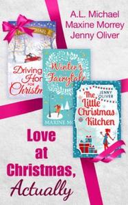 Love At Christmas, Actually (ebok) av Jenny O