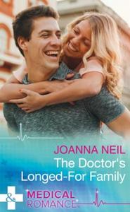 The doctor's longed-for family (ebok) av Joan