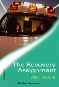 The recovery assignment (ebok) av Alison Robe
