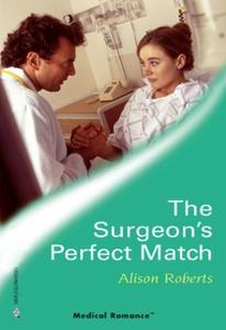 The surgeon's perfect match (ebok) av Alison