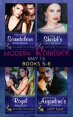 Modern romance may 2016 books 5-8