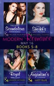 Modern romance may 2016 books 5-8 (ebok) av M