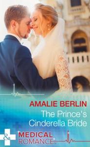 The Prince's Cinderella Bride (ebok) av Amali
