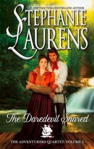 The Daredevil Snared (ebok) av Stephanie Laur