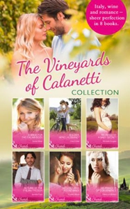 The vineyards of calanetti (ebok) av Susan Me