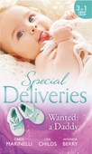 Special deliveries: wanted: a daddy