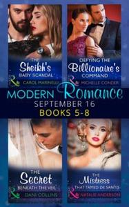 Modern romance september 2016 books 5-8 (ebok