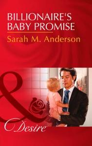 Billionaire's Baby Promise (ebok) av Sarah M.