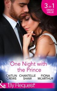 One Night With The Prince (ebok) av Caitlin C