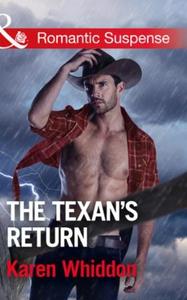 The Texan's Return (ebok) av Karen Whiddon