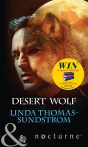 Desert Wolf (ebok) av Linda Thomas-Sundstrom