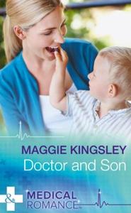Doctor And Son (ebok) av Maggie Kingsley