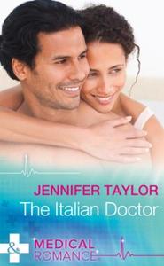 The Italian Doctor (ebok) av Jennifer Taylor