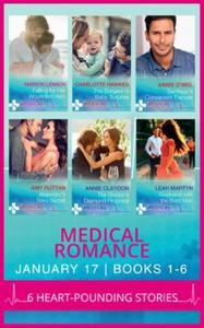 Medical Romance January 2017 Books 1 -6 (ebok
