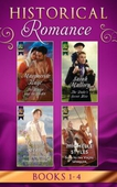 Historical Romance Books 1 - 4