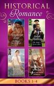 Historical Romance Books 1 - 4