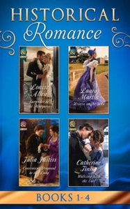 Historical Romance March 2017 Book 1-4 (ebok)