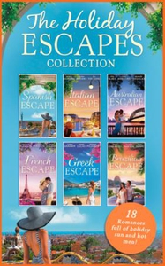 The Holiday Escapes Collection (ebok) av Lynn