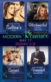 Modern Romance May 2017 Books 5 - 8