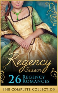 The Complete Regency Season Collection (ebok)