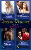 Modern Romance Collection: July 2017 Books 1 - 4